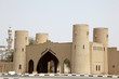 Ancient city gate in Al Ain, Emirate of Abu Dhabi
