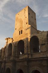 anfiteatro di Arles particolare
