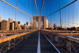 Fototapety Pont de Brooklyn New York