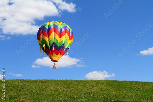 hot air balloon - 34728464