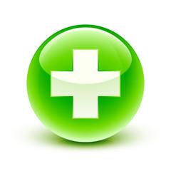 icône santé / health icon
