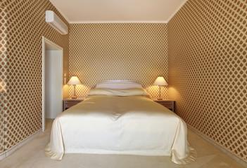 camera da letto, matrimoniale, nessuno al'interno