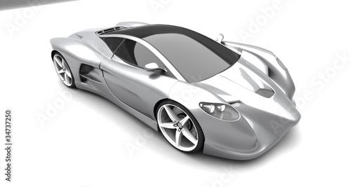 Prototyp samochodu