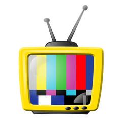Yellow TV 2