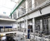 Chemical industrie // Chemiebetrieb innen
