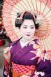 Geisha's spirit