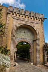 Sintra Castle Entrance