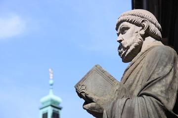 Domfigur  St. Petri in Bremen