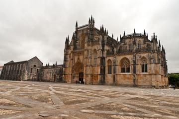 Portugal Church in Batalha