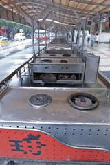 Street burners