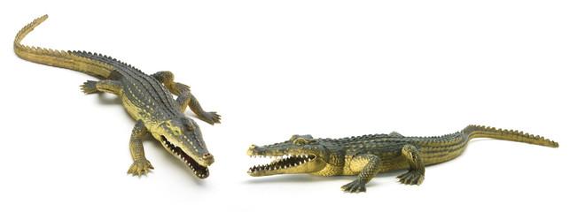 Rubber Crocodiles