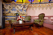 furniture. An interior for Thai Style