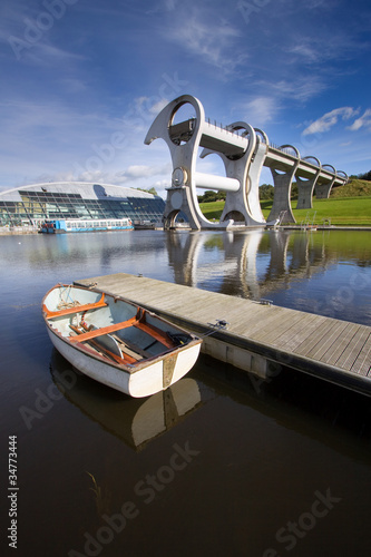 The Falkirk Wheel - 34773444