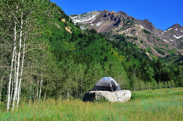 A Tent in the Wilderness