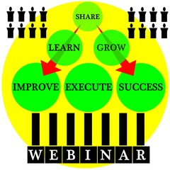 webinar - path to success icon