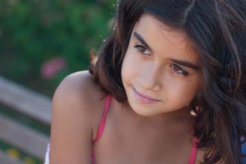 bambina incantevole