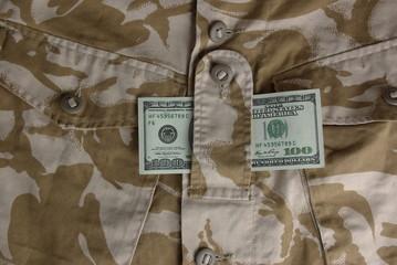 british combat jacket