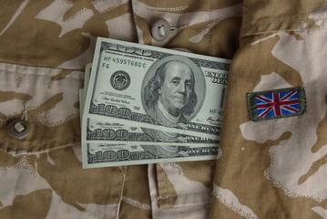 army uniform jacket
