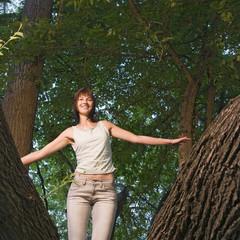 balance beween trunks