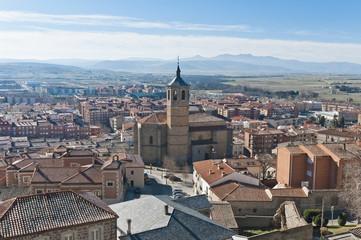 Santa Maria de Gracia Convent at Avila, Spain