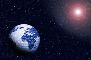 Der digitalisierte Planet