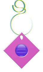 Hook Plate Violet