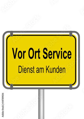 Vor Ort Service