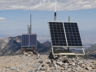 Desert Peak Solar Weather Station