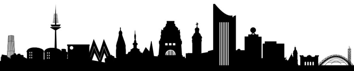 Leipziger Skyline