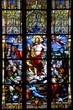 Auferstehung Christi mit Siegesfahne