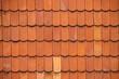 Wandverkleidung mit Dachziegeln