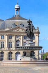 Fontaine des Trois Grâces, Bordeaux