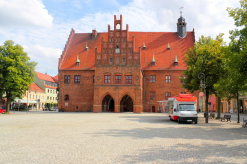 Jüterbog Rathausplatz