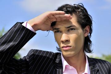 attraattrctive, boy, elegance, macho, man, portrait