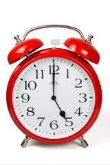 Wecker 5 Uhr / Five a clock