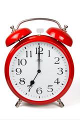 Wecker 7 Uhr / Seven a clock