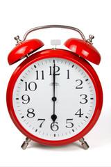 Wecker 6 Uhr / Six a clock