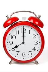Wecker 8 Uhr / Eight a clock
