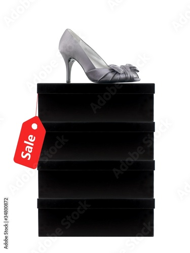 High Heeled Shoes