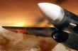 Fototapete Flug - Business - Flugzeug