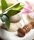 ambiance massage exfoliation poster