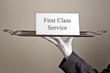 First-Class Service