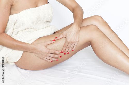 Cellulite test