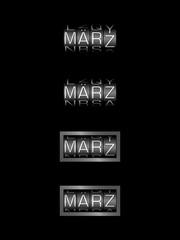 MÄRZ counter calendar - deutsch monat