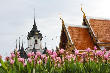 Buddhist temple [ Loha Prasat ]