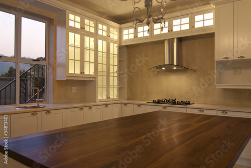 Interior - kitchen