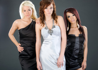 Dress fashion friends