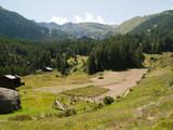 Vallée de Blatten et Furi poster