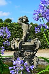 Steinfigur Barockgarten  Herrenhäuser Garten, Hannover