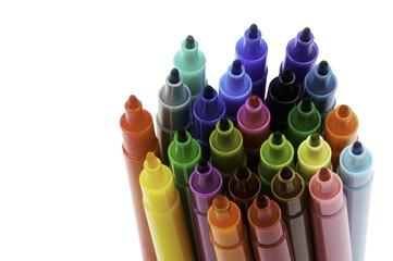 Canetas Coloridas